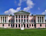Ostankino Palace, facade