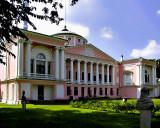 Ostankino Palace, back