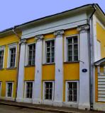 Stanislavsky's house, exterior