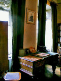 Stanislavsky's bedroom-studio