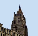 Stalin era high rise