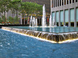 Fountains and pools