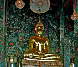 Buddha image of the Sukhothai period