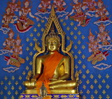 Chinraj Buddha image, Wat Chaimongkon
