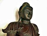 Buddha image from Rangoon, Burma