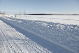 Revillon Road and the Moose River 2010 Dec 15