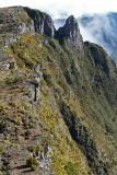 Montagne au Pérou ? Non, sur l'île de la Réunion !