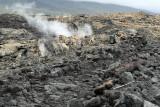 Coulée de lave en Islande ? Non, sur l'île de la Réunion !