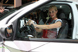 Mondial de l'Automobile 2008 - Sur le stand de Citroën