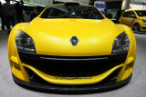 Mondial de l'Automobile 2008 - Sur le stand Renault