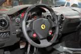 Mondial de l'Automobile 2008 - Sur le stand Ferrari
