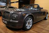 Mondial de l'Automobile 2008 - Sur le stand Rolls Royce