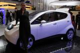 Mondial de l'Automobile 2008 - Sur le stand Pininfarina