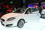 Mondial de l'Automobile 2008 - Sur le stand Fiat
