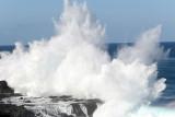 Ile de la Réunion - Alerte à la forte houle sur la côte ouest
