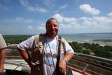 Visite du phare du Cap Ferret, sur la bordure ouest du Bassin d'Arcachon