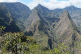 Ile de la Réunion - Le cirque de Mafate