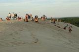 Découverte de la dune du Pyla située à l'embouchure du Bassin d'Arcachon