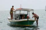 Tour du Bassin d'Arcachon et découverte de l'île aux Oiseaux en bateau à bord du Margat
