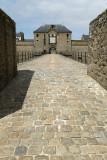 Visite de la citadelle de Port-Louis dans le Morbihan (Bretagne)