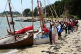 Semaine du Golfe 2009 – Mardi 19 mai : fête des équipages sur l'île d'Arz