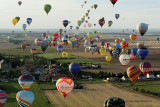 Lorraine Mondial Air Ballons 2009 - International hot air balloons meeting