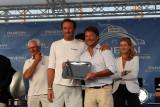 Remise des prix des Régates Royales de Cannes - Trophée Panerai 2009