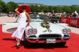Rétro Festival de Caen 2010 - Rassemblement de véhicules de collection sur l'hippodrome de Caen