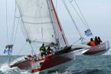 Trophée 2010 du Port de Fécamp - Régates de multicoques de la classe Multi50