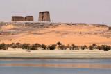 Egypte 2010 - Visite des temples du site de Wadi el Seboua / Nasser lake : visiting temples of Wadi el Seboua