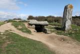 Promenade au départ du dolmen des Pierres Plates près de Locmariaquer