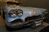 Le salon RETROMOBILE 2011 - The famous Paris collection cars show