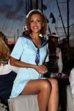 Voiles de Saint-Tropez 2012 - Carnaval des équipages le jeudi soir