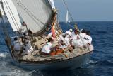 Voiles de Saint-Tropez 2012 - Journée du samedi 6 octobre