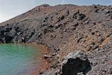 Santorini - The volcanic islands of Nea Kameni and Palea Kameni