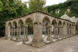 Saint-Emilion - Le cloître des Cordeliers