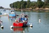 Bateaux à Port Anna
