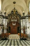 Visite de l'abbaye de Valloires