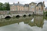 Visite du superbe château de la Ferté Saint-Aubin