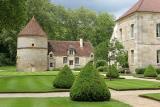 Visite de l'abbaye de Fontenay - Le pigeonnier