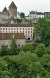 Découverte du village médiéval de Semur en Auxois