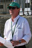 Roger Lair responsable de la communication sponsoring de Groupama