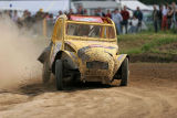 2CV cross en Sologne