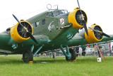 Meeting aérien de la Ferté Alais 2008 - Trimoteurs Junkers 52