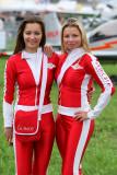 Meeting aérien de la Ferté Alais 2008 - Les sympathiques wing walkers du Team Guinot