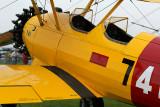 Meeting aérien de la Ferté Alais 2008 - Boeing Stearman PT-13