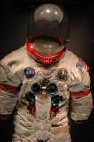 Alan Shepard's suit