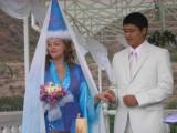 Ellen & Erdin's Kyrgyz Wedding