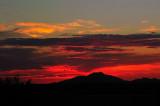 Estrella Mountains Sunset