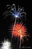 2010 Tempe Fireworks